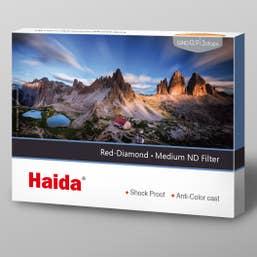 Haida M10 Red-Diamond Medium ND Kit, 100mm x 150mm