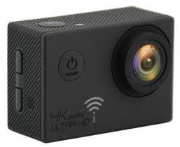 Haldex 4K Action Cam - Black SCAT44BK