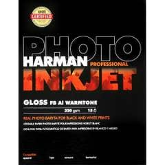 Harman Inkjet Gloss FB AL Warmtone A4 - 15 Sheets