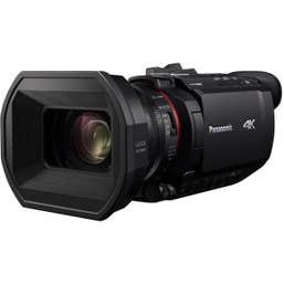 Panasonic HC-X1500GC Pro Video Camera with 10bit 4K60p and 24x Optical Zoom