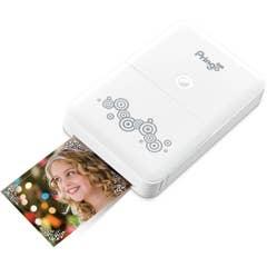 HiTi Pringo P231 Portable Wi-Fi Printer (White)