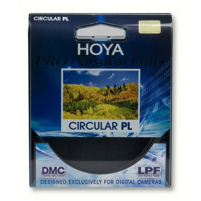 HOYA 37mm CIRC-POL Pro1D DMC