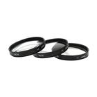 HOYA 37mm Close-Up Filter Set  +1 +2 +4