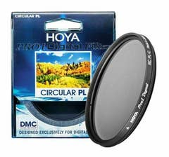Hoya 52mm Circular Polarising Pro1D DMC Filter