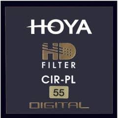 Hoya 55mm Circular Polarising HD Filter