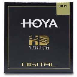 Hoya 67mm Circular Polarising HD Filter