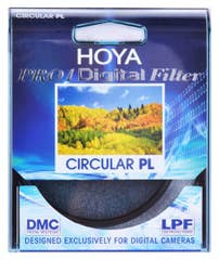 Hoya 62mm Circular Polarising Pro1D DMC Filter