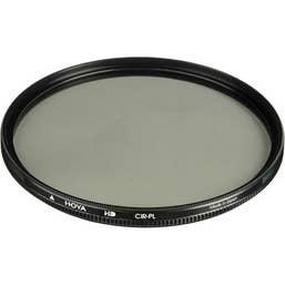 HOYA 82mm CPL (Nano) HD Circular Polariser Filter