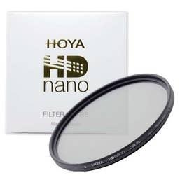 HOYA 62mm CPL (Nano) HD Circular Polariser Filter