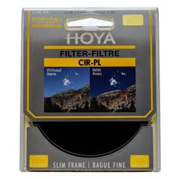 Hoya Circular Polarising 52mm Filter