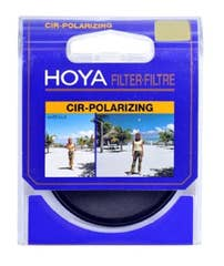 Hoya Circular Polarising 58mm Filter
