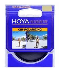 Hoya Circular Polarising 43mm Filter
