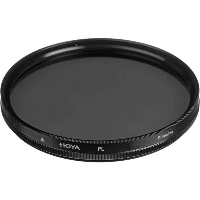 Hoya Circular Polarising 62mm Filter