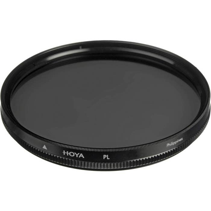 Hoya Circular Polarising 67mm Filter
