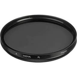 Hoya Circular Polarising 67mm Filter