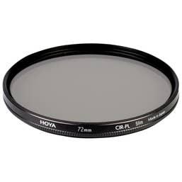 Hoya Circular Polarising 72mm Filter
