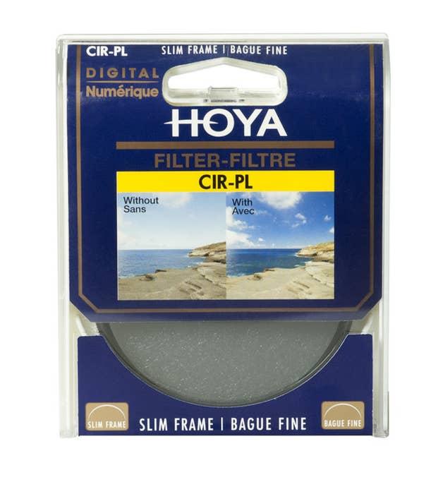 Hoya Circular Polarising 77mm Filter