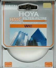 Hoya Ultra Violet HMC Standard Filter - UV 46mm
