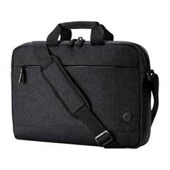 """HP Prelude 15.6"""" Pro Recycle Top Load Black Laptop Bag - 1X645AA"""