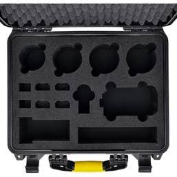 HPRC2460 Case for NikonD850 Filmmaker - Black