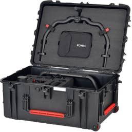 HPRC 2780W - Wheeled Hard Case for DJI Ronin 2 - Black
