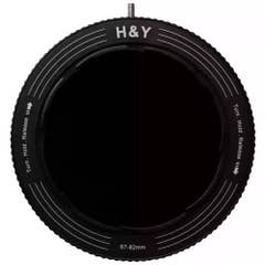 HY Filters RevoRing Variable ND3 - ND1000 Circular Polarizer Filter 67-82mm