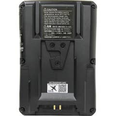IDX CUE-H135 134Wh Compact Li-Ion V-Mount Battery with 1x D-Tap