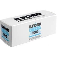 Ilford Delta 100 ISO 100 120 Black & White Film - DP100