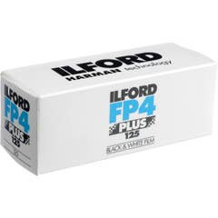 ILFORD FP4 Plus B&W 120 Roll Film