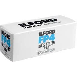 ILFORD FP4 Plus B&W 120 Roll Film