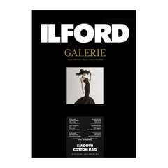 Ilford GALERIE Prestige Smooth Cotton Rag 310gsm (A4, 25 Sheets)