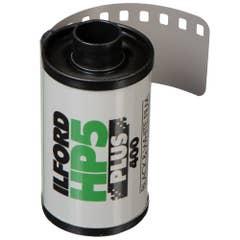 Ilford HP5+ 135 24 ProPak 50 Rolls Bulk Black & White Roll Film