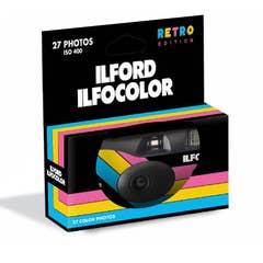 ILFORD Ilfocolor Single Use Camera Retro Edition