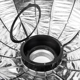 Aputure Light Dome II beautiful soft light source