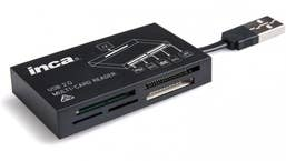 Inca Card Reader USB 2.0 All in 1 Mini