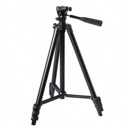 INCA Tripod 3 Way Head QR incl Bag max H1330mm 3kg cap 3 Section