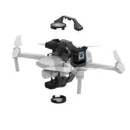 Insta360 ONE R Aerial Edition.
