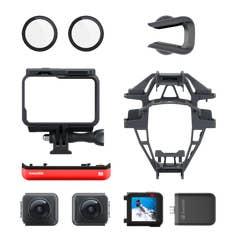 Insta360 ONE R Aerial Edition for DJI Mavic 2 (including split-lens 360 mod)