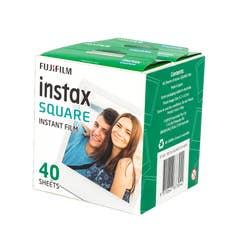 Fuji instax SQUARE Film 40 Pack