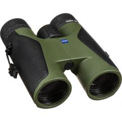 Zeiss Terra ED 8x42 Black/Green Binoculars