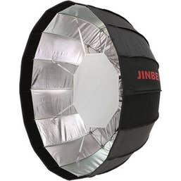 Jinbei 65cm Umbrella Beauty Softbox with Bowens mount