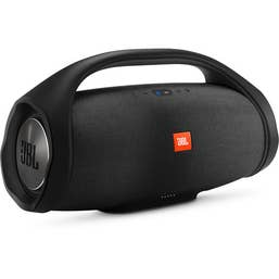 JBL Boombox Bluetooth Portable Speaker (Black)