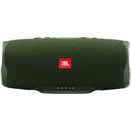 JBL Charge 4 Portable Bluetooth Speaker (Green)