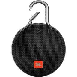 JBL CLIP 3 Portable Bluetooth Speaker (Midnight Black)