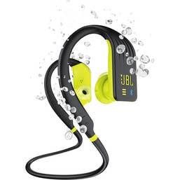 JBL Endurance DIVE Wireless In-Ear Headphones (Lime)