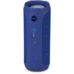 JBL Flip 4 Portable Bluetooth Speaker (Blue)