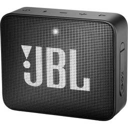 JBL Go 2 Portable Bluetooth® Speaker - Black