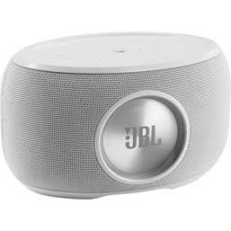 JBL Link 300 Google Voice Activated Speaker (White)