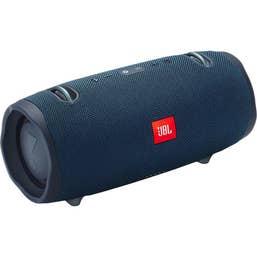 JBL XTREME 2 Portable Bluetooth Speaker (Blue)