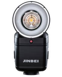 Jinbei HD2 PRO TTL On-Camera Flash with RT Control